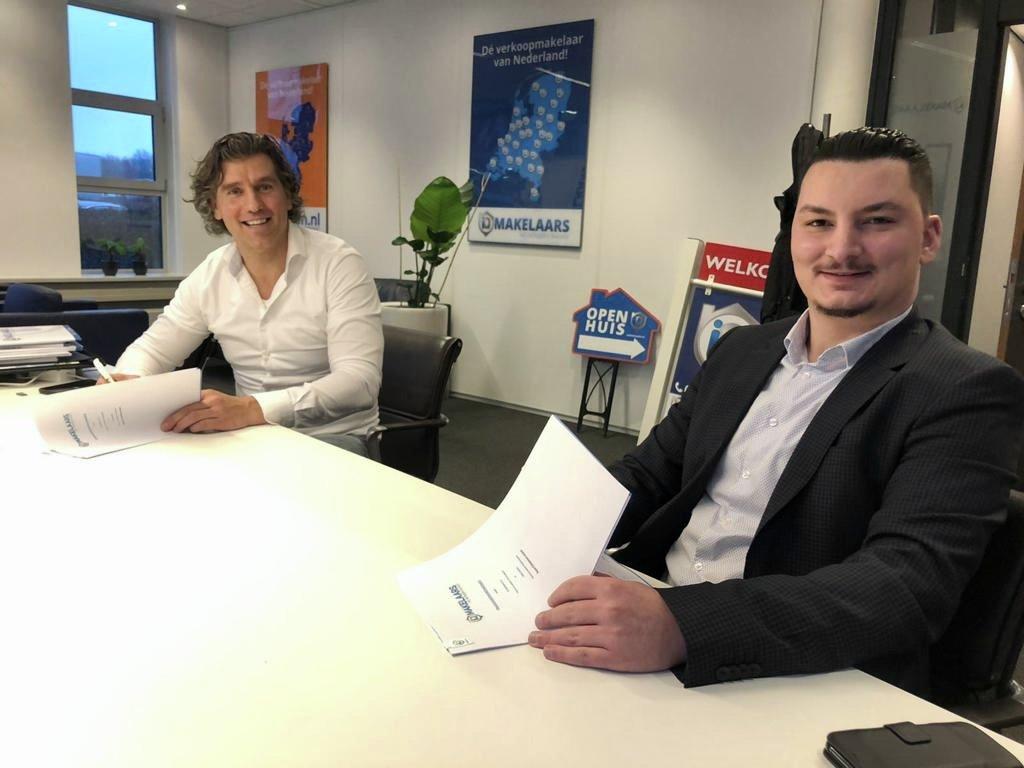 Nieuwe franchisenemer iQ Makelaars Lelystad