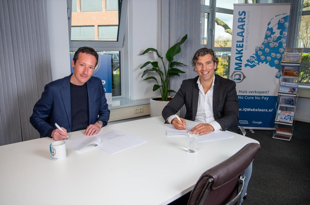Jens Pleijte start als iQ Makelaar in Haarlemmermeer