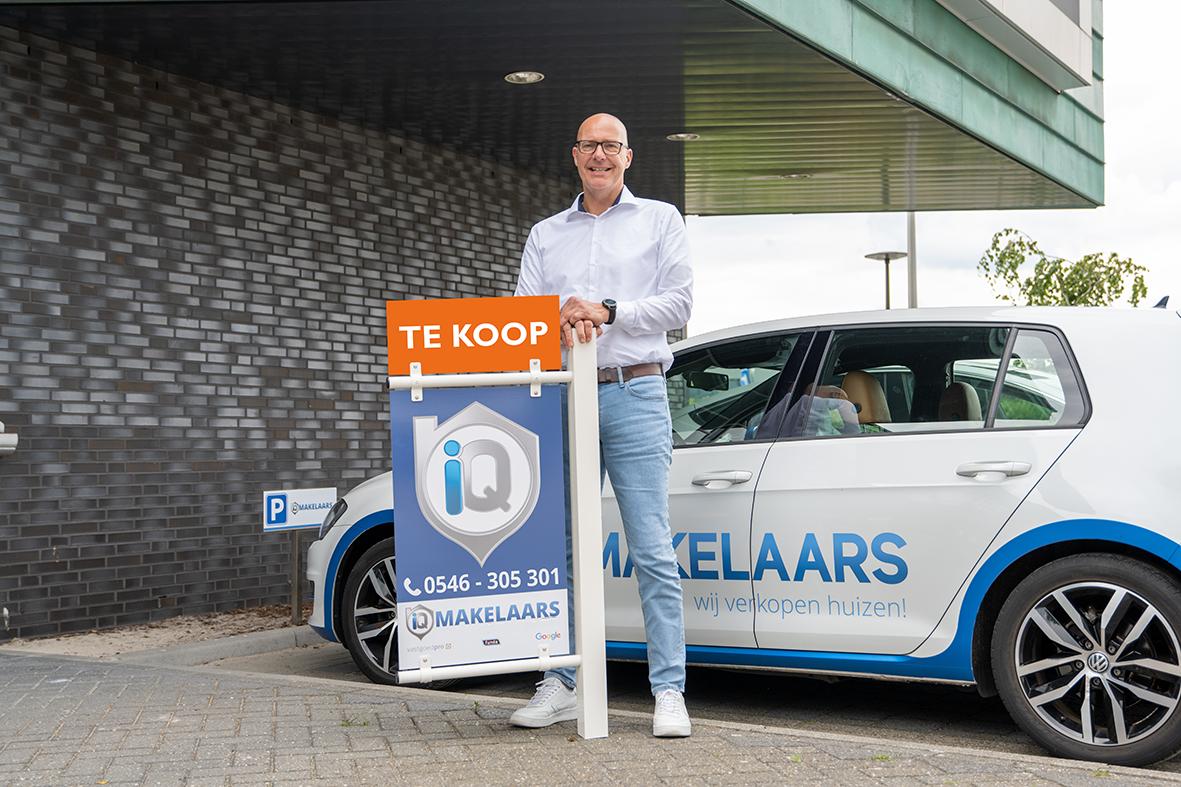 Een nieuwe collega op het hoofdkantoor in Twente