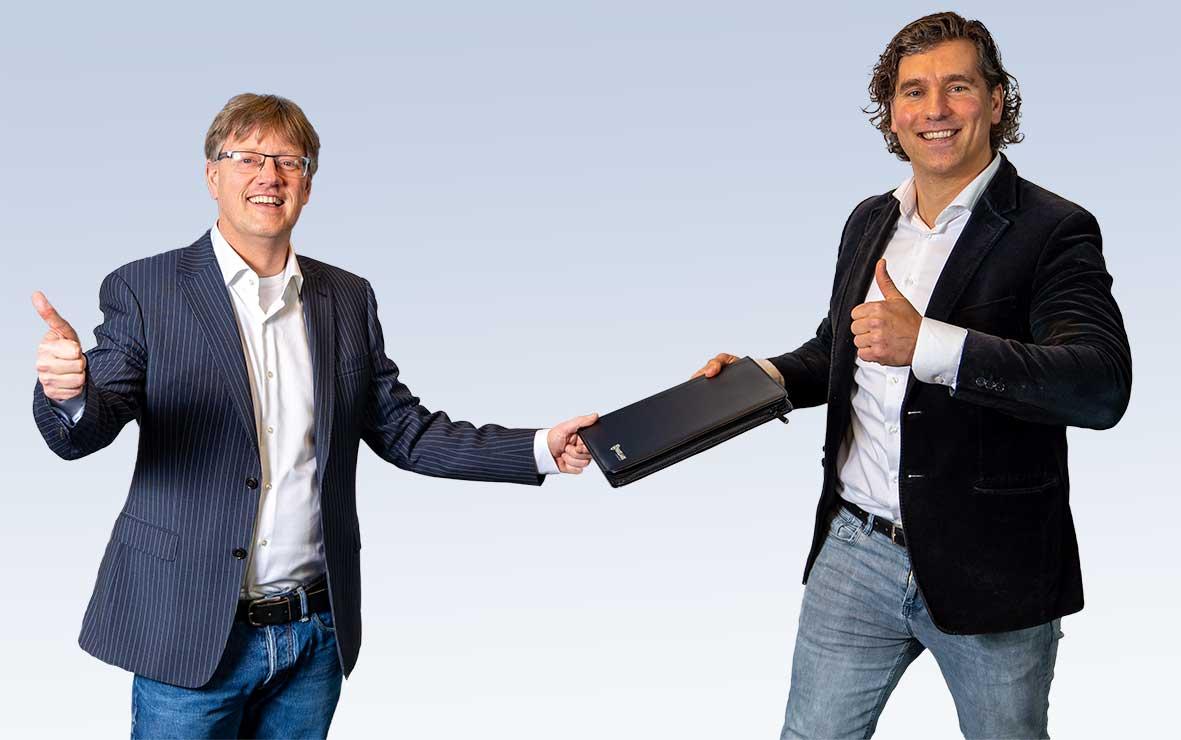 Nieuwe franchisenemer iQ Makelaars Baarn/Soest