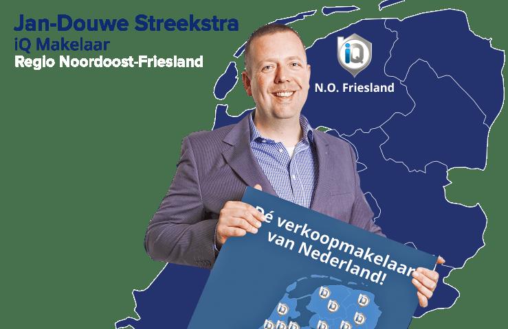 Makelaar Friesland