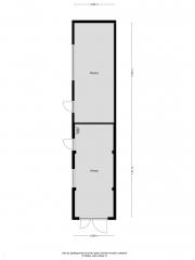 Plattegrond Willem de Bruynstraat 11 EINDHOVEN