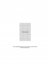 Plattegrond George Gershwinlaan 205+ PP AMSTERDAM