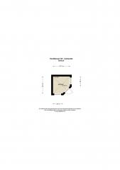 Plattegrond Hoofdstraat 135 ZUIDWOLDE