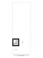 Plattegrond Violierstraat 36 ALMELO