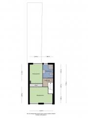 Plattegrond Vanekerstraat 300 ENSCHEDE