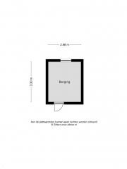 Plattegrond Ranonkellaan 682 EDE