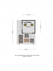 Plattegrond Van Riebeekstraat 97 ENSCHEDE